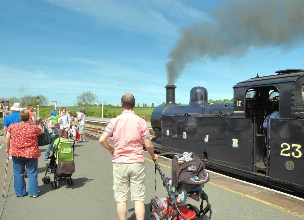 Great Day Out at Midland Railway - Butterley