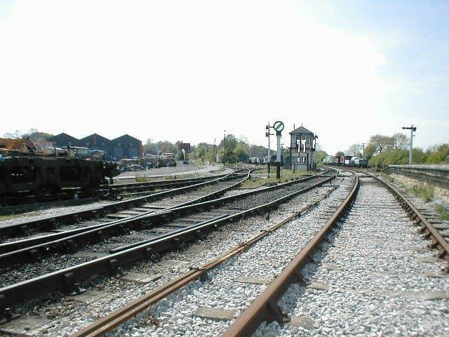 The same scene in May 2002