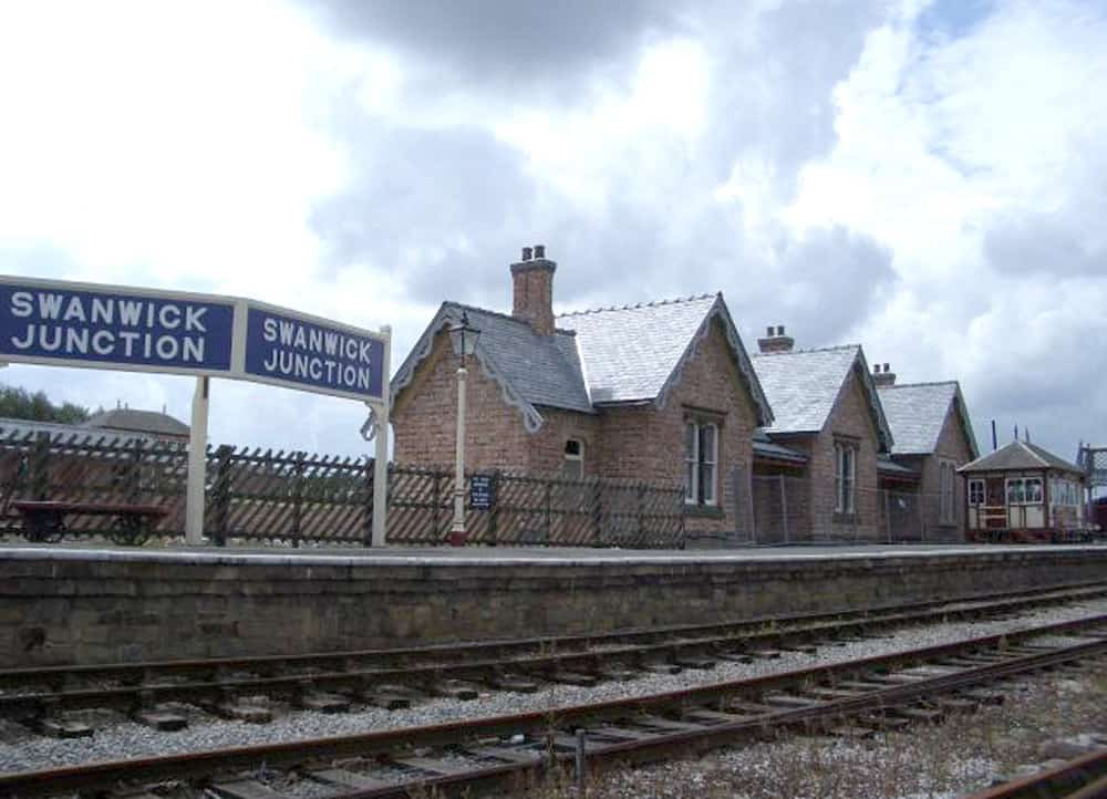 Swanwick Junction