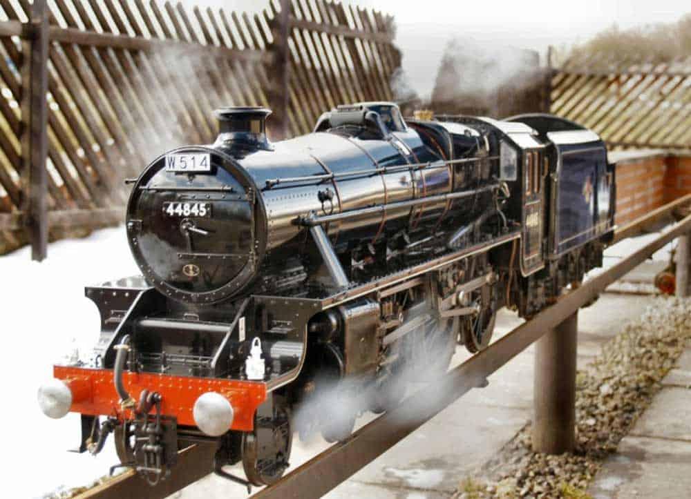 Butterley Park Miniature Railway