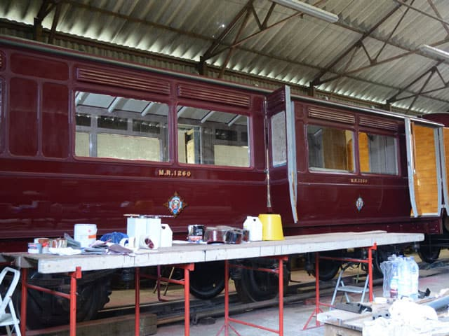 Historic Carriage and Wagon Workshop