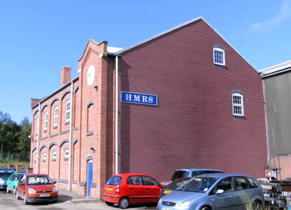 Historical Model Railway Society Building