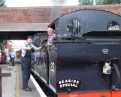 Seaside Special at Midland Railway - Butterley