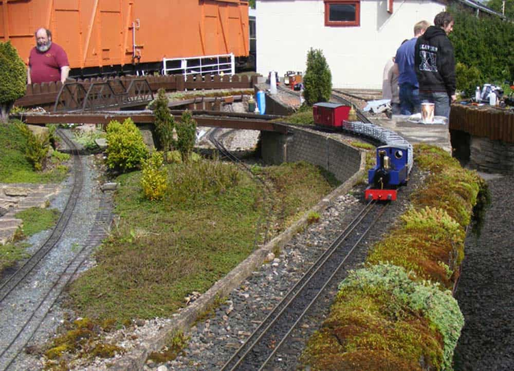 Butterley Garden Railway Association