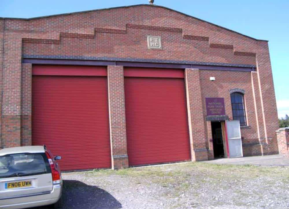 National Fork Truck Heritage Centre Building
