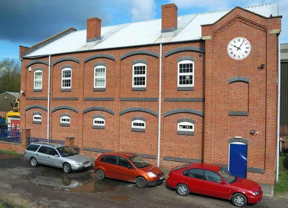 Historical Model Railway Society Building