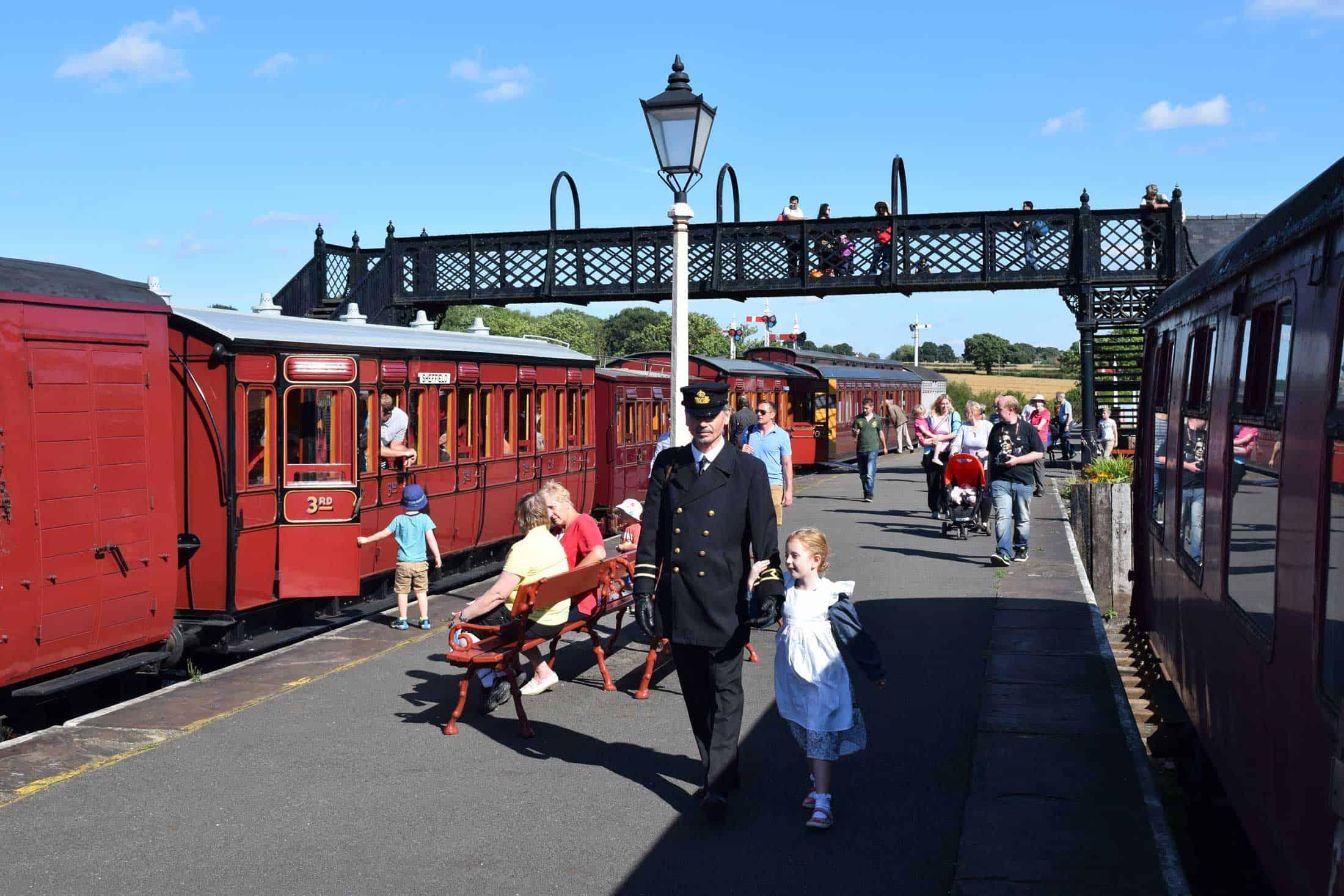 Butterley Railway